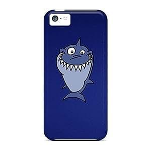 diy phone caseAngelaMs McxOs6083 Protective Case For iphone 5/5s(funny Shark Illustration)diy phone case