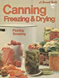 Canning, Freezing & Drying