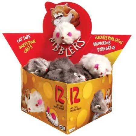 Amazon.com: CATIT 51322 Deluxe Fell – mouse, grande: Mascotas