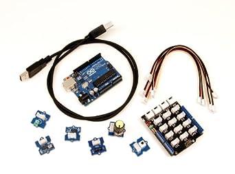 Basic Sensor Kit with Arduino