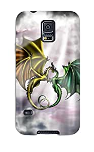 Christmas Gifts New Dragon Skin Case Cover Shatterproof Case For Galaxy S5 7146106K89102704