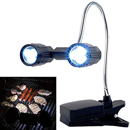 Clip On Led Grill Light in US - 8