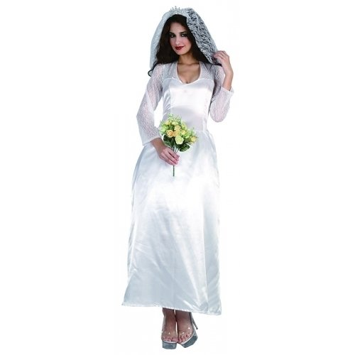 Wedding Dress Female Costume