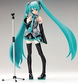 New Vocaloid Hatsune Miku Anime Action Figures Figma014 By