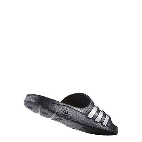 Unisex Duramo Bleu Adult Adidas Marine Ouverts Bouts Slide Sandales Blanc q05tS5