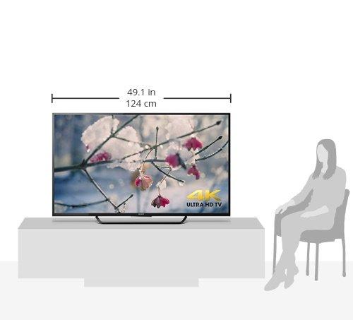 027242888241 - Sony XBR55X810C 55-Inch 4K Ultra HD Smart LED TV (2015 Model) carousel main 8