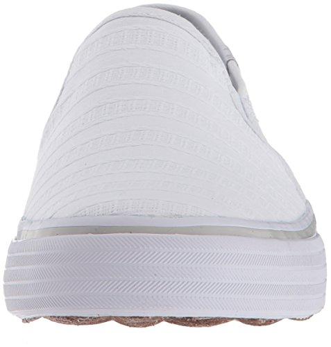 Sneaker A Righe Bianche Con Occhielli Doppia Keds Womens