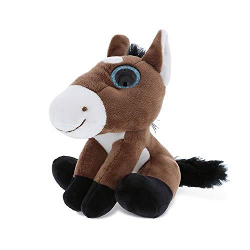 DolliBu Sparkling Plush Stuffed Animal
