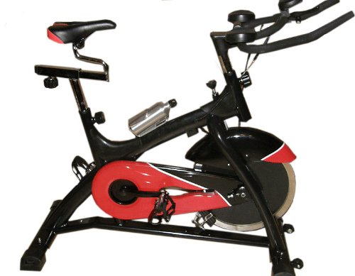 Elite Pro Fixed Gear Exercise Bike Indoor Cycling Bike