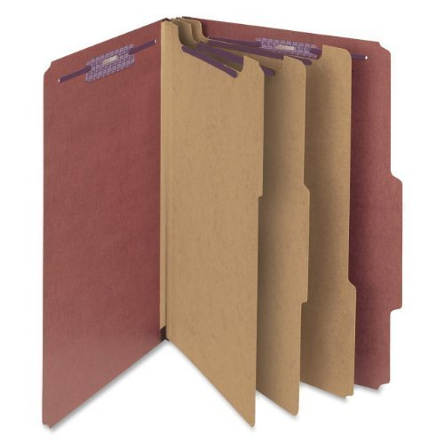 Smead 3-Divider Classification Folders by Smead