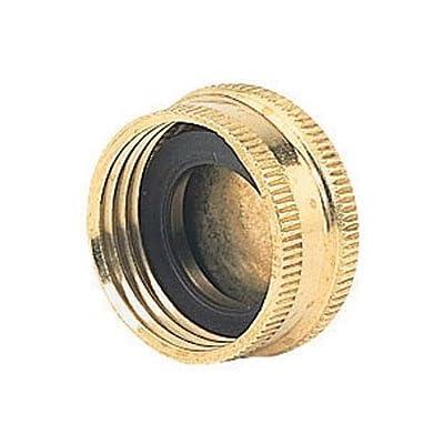 Bosch Garden & Watering 05HCC Gilmour Brass Hose Cap
