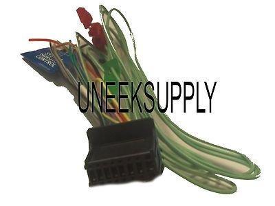 41fw0BjCXRL amazon com pioneer wire harness cdp1479 avic x940bt avicx940bt pioneer avic-x940bt wiring harness at webbmarketing.co