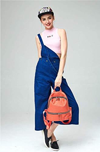 e America Alta Backpack Europa B qualità Trend Circlefly Ladies Leather Fashion nA7OYRY