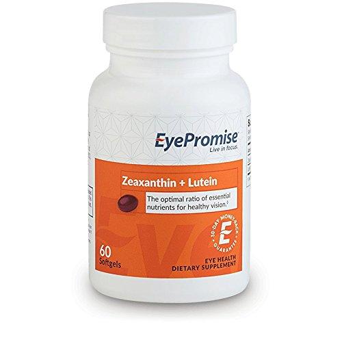 EyePromise Zeaxanthin Lutein Eye Vitamin product image