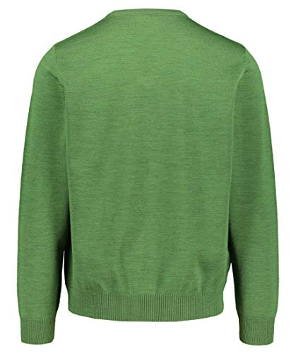 Vert 237 Pullover Green palm Homme Pull Maerz wnpz0Yq0P