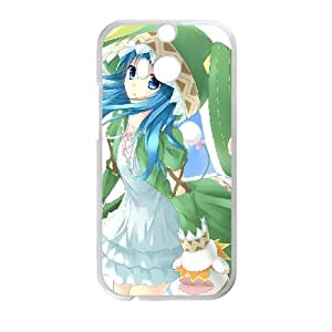Date A Live Htc One M8 Cell Phone Case White JN003652