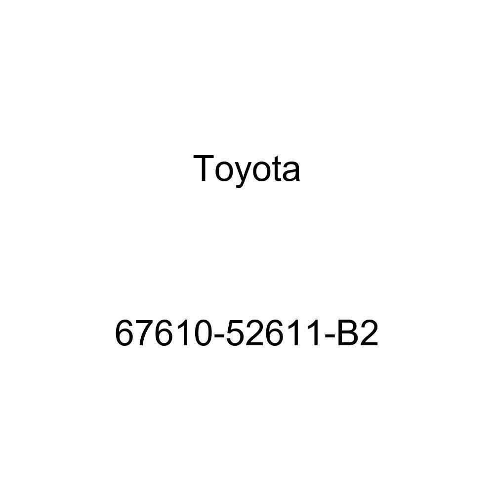 Genuine Toyota 67610-52611-B2 Door Trim Board