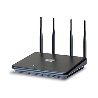 Luxul XWR-3100   Dual Band Wireless AC3100 Gigabit Router