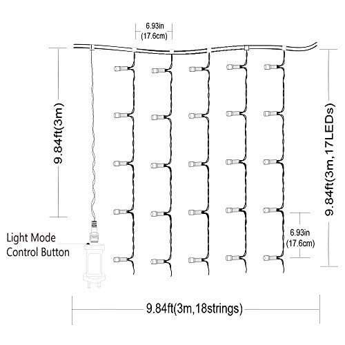 Chrome Color 2-Pack Aromzen Wire Shelf Side Ledge Fits on 16 Wide Shelf