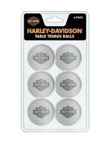 Harley-Davidson Table Tennis Balls