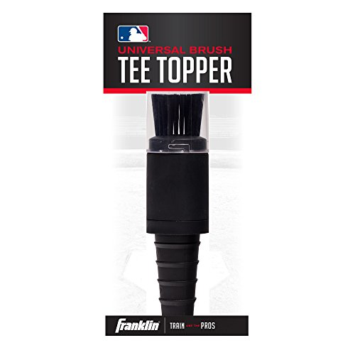 Baseball Topper Tee - Franklin Sports Authentic Brush Tee Topper