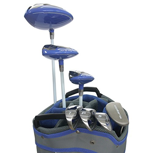 Cobra Flyz S Women's 8Pc Right Hand Blue Complete Golf Set -  CobraGolf, 6409RGLCS8