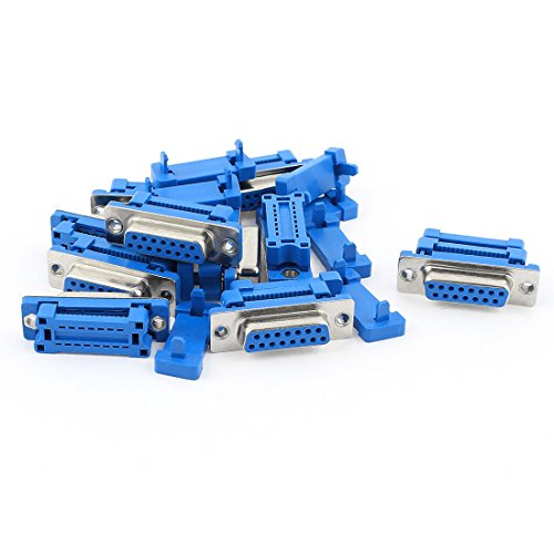 UXcell 2.54 mm Pitch PCB Board 28 Round Pins DIP Solder I...