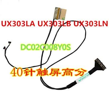 Compatible Replacement for ASUS UX303LA U303 UX303LB UX303LN LCD Lvds Cable