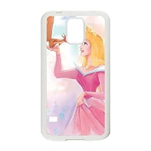 Samsung Galaxy S5 I9600 Phone Case Sleeping Beauty Personalized Cover Cell Phone Cases GHR743205