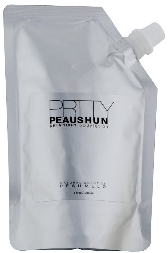 Prtty Peaushun Skin Tight Body Lotion 236ml/8oz Plaine