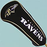 NFL Baltimore Ravens Individual Neoprene Golf Headcover