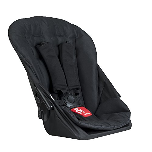 phil&teds Dash Second Seat, Black