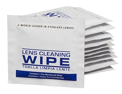 Cleaning Cloths 200 Count for Eyeglasses, Camera Lens, Cell Phones, Computers, Tablets, Laptops, Telescope, Screens and Other Delicate Surfaces Cleaner by Clothwipes