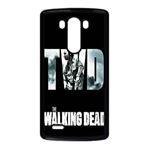 Diy Phone Cover The Walking Dead for LG G3 WEQ458863