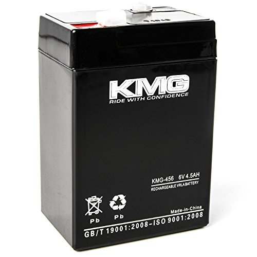 KMG 6 Volts 4.5Ah Replacement Battery for Ohio Medical Products 504US PULSE OXIMETER