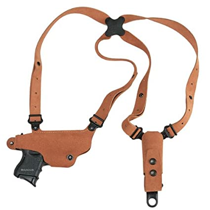 Amazon.com : Galco CL224 Clic Lite Shoulder Holster System for ...