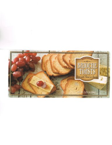 Trader Joe's Brioche Toasts (4 Pack) ()