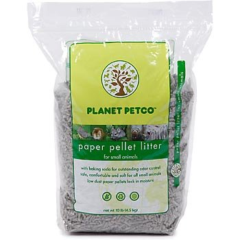 Planet Petco Small Animal Paper Pellet Litter
