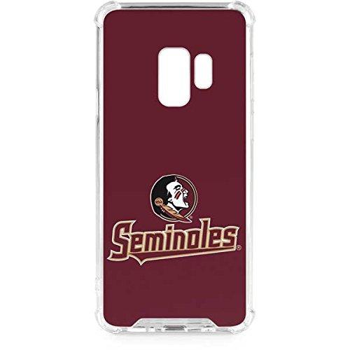3611b5cbfa3df Amazon.com: Skinit FSU Seminoles Galaxy S9 Clear Case - Skinit Clear ...