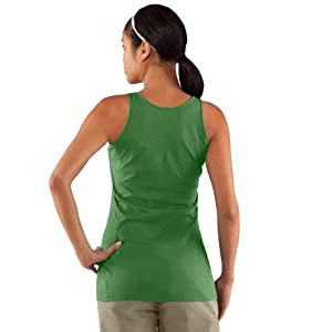 Under Armour Women's Solid Tank Tops Large June Bug