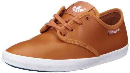 adidas Adria Ps, WoMen Low-Top Sneakers Braun (Originals Spice F11 / Originals Spice F11 / White)