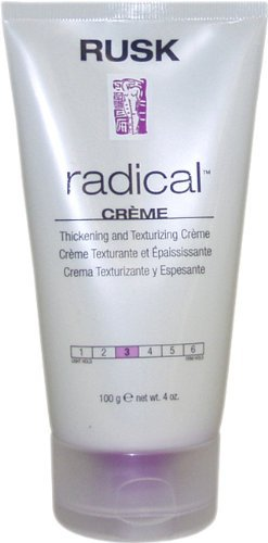 RUSK Designer Collection Radical Creme Thickening and Texturizing Creme, 4 fl. oz.