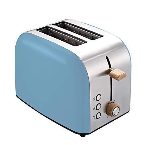 Stainless Steel OsCa Home Use Breakfast 4 slice Bread Toaster Automatic Sandwich Maker (4 Slice Sandwich Maker)