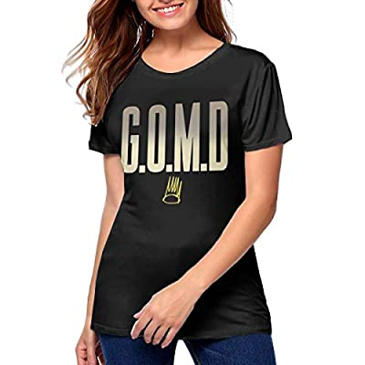 J Cole G.O.M.D Forest Hills Drive Womens T Shirts