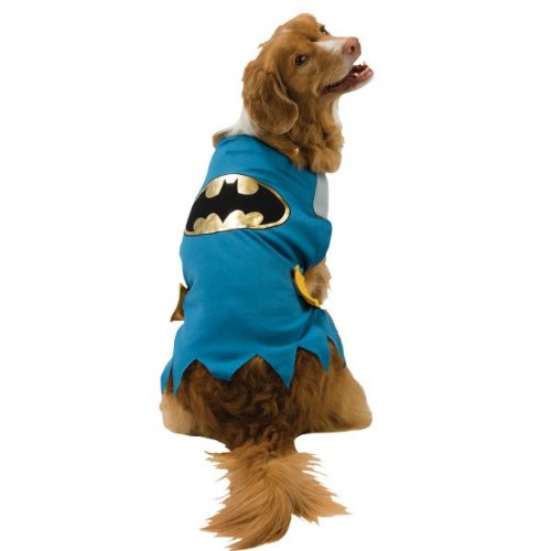 Batman Dog Costume LARGE