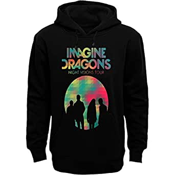 amazoncom womens imagine dragons night visions tour