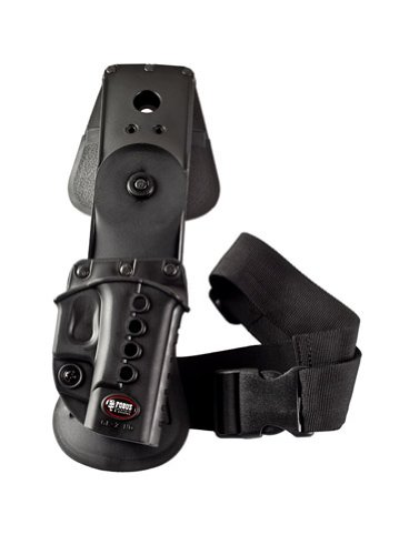 Paddle Thigh Rig Drop leg Platform extension unit for all Fobus paddle holsters & pouches (Holster not included)