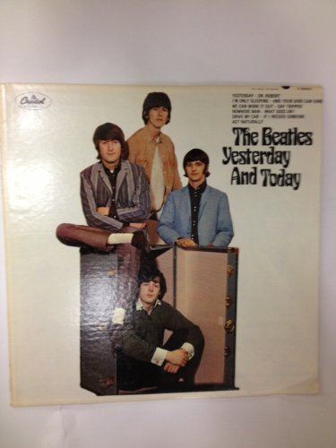 beatles butcher cover - 3