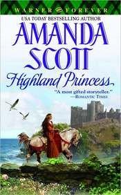 Highland Princess (A Medieval Scottish Romance) ebook