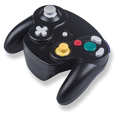 TechKen Nintendo Wii Controller GameCube Wii U Replacement Wireless Classic Controller Gamepad for Nintendo GameCube Wii